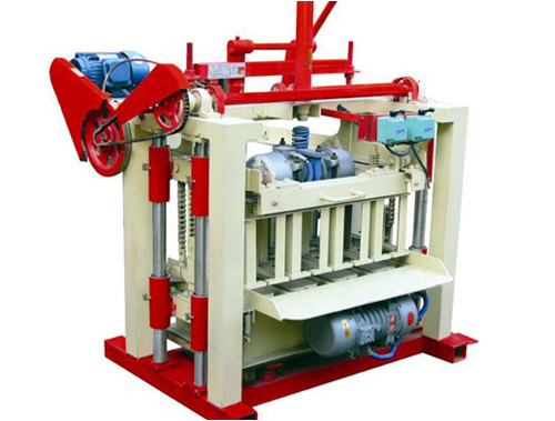 QTJ4-10 Hollow Brick Machine