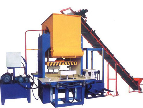 200k Road-edge Stone Brick Making Machine