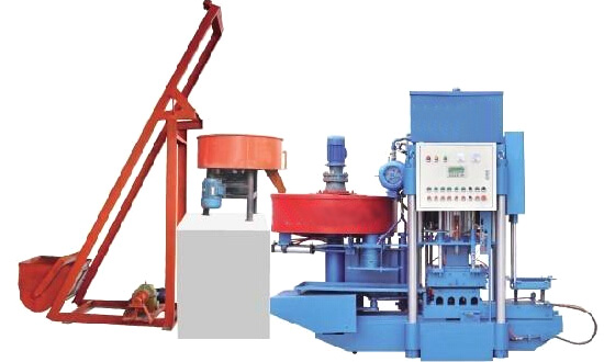 128G Cement Roof Tile Machine